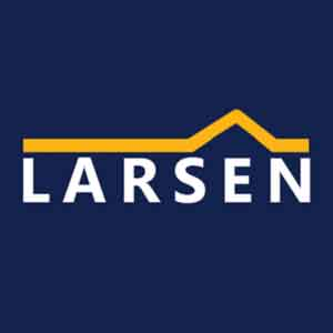 Larsen manufacturer of tiling products